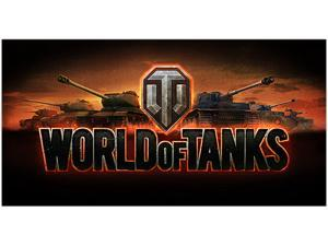 Promotion Gift Game Code for World of Tanks New Accounts - M22 Locust Tank and 1 Week Premium Time