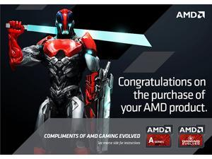 AMD Reward Gift – Online Game Code