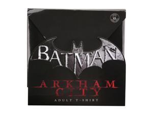 Warner Brothers Batman Arkham City Free Gift XL T-Shirt