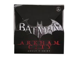 Warner Brothers Batman Arkham City Free Gift XL T-Shirt