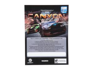 UBISOFT TrackMania 2: Canyon (Coupon Code Cards)