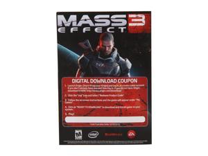 EA Mass Effect 3 Game Coupon