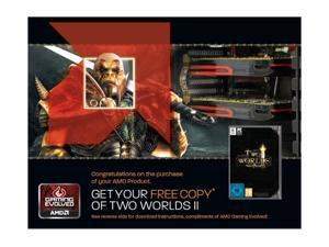 AMD Gift - TWO WORLDS II Game Coupon