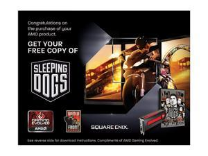 AMD Gift - Free Sleeping Dogs Coupon