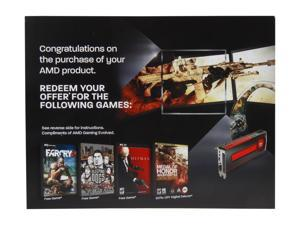 AMD Gift - 4-in-1 Game Coupon