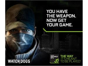 NVIDIA Gift - Watch Dogs
