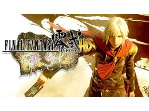 MSI Gift - FINAL FANTASY TYPE-0 HD