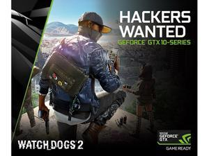 NVIDIA Gift - Watch Dogs 2 (Game Code)