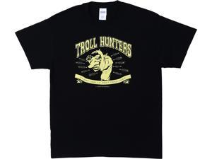 Newegg Troll Hunter Patent Troll T-Shirt, 2X-Large