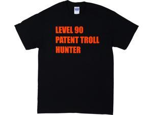 Newegg Level 90 Patent Troll T-Shirt, Small