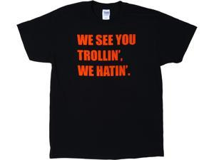 Newegg We See You Trollin' Patent Troll T-Shirt, 2X-Large