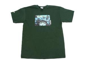 G.SKILL Sniper Gaming Series T-shirt  (Color: Green, Size: Large)