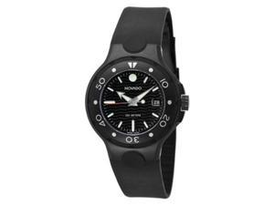 Movado Unisex 800 Series Black Thermoresin Watch 2600045