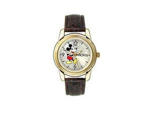 Disney Mickey Mouse Silver Dial Women's watch #MCK612