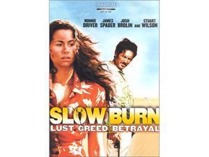 Slow Burn Minnie Driver, James Spader, Josh Brolin, Stuart Wilson