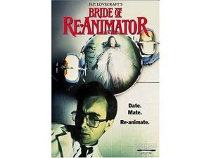 Bride Of Re-Animator Jeffrey Combs, Bruce Abbott, Claude Earl Jones, Fabiana Udenio, David Gale, Kathleen Kinmont, Mel Stewart, ...