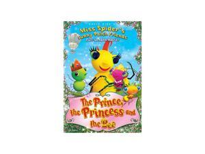 Miss Spider's: The Prince,  The Princess & The Bee