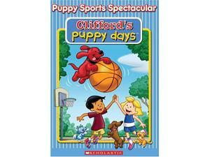 Clifford Puppy Days: Puppy Sports Spectacular