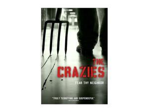 The Crazies (DVD) Timothy Olyphant, Radha Mitchell, Joe Anderson, Danielle Panabaker