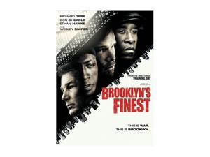 Brooklyn's Finest Richard Gere, Don Cheadle, Ethan Hawke, Wesley Snipes, Ellen Barkin, Lili Taylor, Vincent D'Onofrio, Will ...