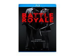 Battle Royale (Blu-ray) Chiaki Kuriyama, Beat Takeshi