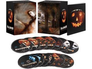 Halloween: The Complete Collection (Deluxe Edition Blu-Ray)
