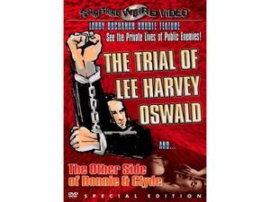The Trial Of Lee Harvey Oswald Ben Gazzara, Lorne Greene, John Pleshette, Frances Lee McCain, Lawrence Pressman, Charlie Robinson, George Wyner, Mo Malone, Annabelle Weenick, William Jordan