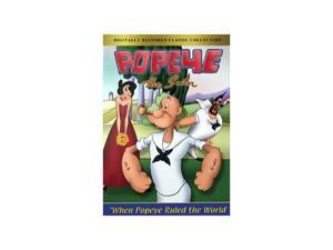 Popeye: When Popeye Ruled the World