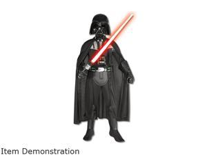 Child Deluxe Darth Vader Costume Rubies 882014