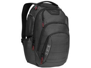 "OGIO Renegade 15"" Gaming Laptop/Tablet Backpack Black Pindot Model 111071.317"