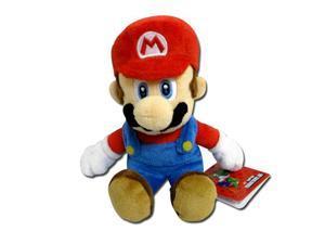 """Nintendo Super Mario Bros. Wii Plush Mario 8"""""""
