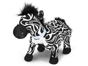 Zoobies Zulu the Zebra Blanket Pets