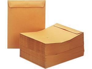 Universal 44105 Catalog Envelope  Side Seam  10 x 13  Light Brown  250/box