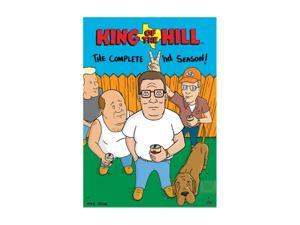 King Of The Hill: The Complete Second Season