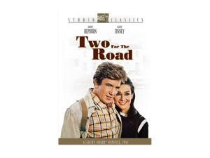 Two for the Road (DVD / Closed-captioned / SUB / WS / NTSC) Audrey Hepburn, Albert Finney, Eleanor Bron, William Daniels, ...
