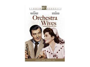 Orchestra Wives (DVD / Closed-captioned / Dubbed / FS / SUB / NTSC)