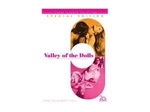 Valley of the Dolls (Special Edition) (DVD / NTSC) Barbara Parkins, Patty Duke, Paul Burke, Sharon Tate, Tony Scotti