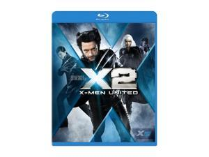 X2: X-Men United (Blu-ray / 2003) Halle Berry, Alan Cumming, Bruce Davison, Kelly Hu, Famke Janssen