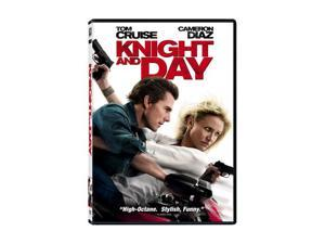 Knight and Day (DVD/NTSC/WS) Tom Cruise, Cameron Diaz, Peter Sarsgaard, Maggie Grace, Paul Dano