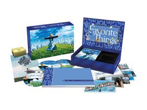 The Sound of Music (Limited Edition Collector's Set) (Blu-ray/WS) Julie Andrews, Christopher Plummer, Eleanor Parker, Richard ...