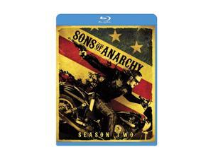 Sons of Anarchy: Season Two (2010 / WS) Charlie Hunnam, Ron Perlman, Katey Sagal, Mark Boone Junior, Tommy Flanagan