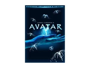 Avatar (Three-Disc Extended Collector's Edition / 2009 / DVD / WS)