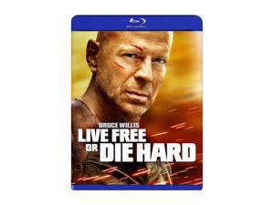 Live Free or Die Hard (Blu-ray/FS)