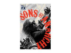 Sons of Anarchy: Season Three (DVD/WS/NTSC) Charlie Hunnam, Katey Sagal, Ron Perlman, Mark Boone Junior, Dayton Callie