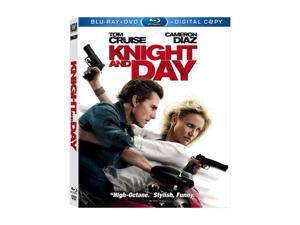 Knight and Day (Blu-ray&DVD Combo/WS) Tom Cruise, Cameron Diaz, Peter Sarsgaard, Maggie Grace, Paul Dano