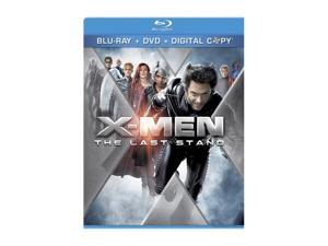 X-Men: The Last Stand ( DVD + Blu-ray/WS)