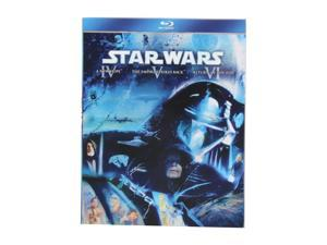 Star Wars: The Original Trilogy (Episodes IV - VI) (Blu-ray / 1977)
