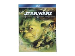 Star Wars: The Prequel Trilogy (Episodes I - III) (Blu-ray)