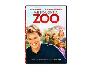 We Bought a Zoo (DVD) Matt Damon, Scarlett Johansson, Elle Fanning, Patrick Fugit, Thomas Haden Church