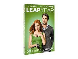 Leap Year (DVD / WS / Dolby Digital / ENG-FREN-SPAN-SUB) Amy Adams, Matthew Goode, Adam Scott, John Lithgow, Tony Rohr